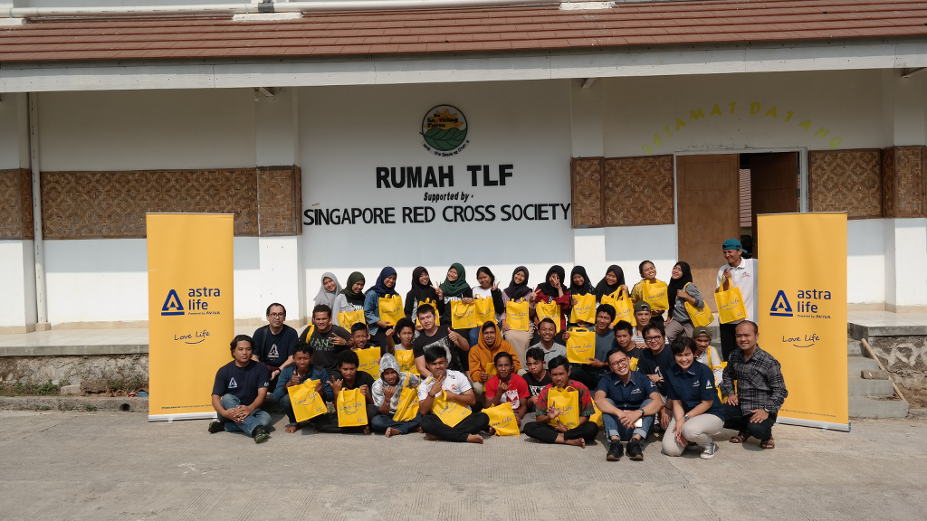 Program Sukarelawan Sesi Literasi Keuangan bersama The Learning Farm (TLF)